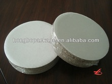 White Cardboard Cake Circles