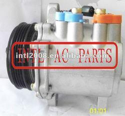MB938810 AKC200A001 MSC60C auto aircon ac compressor for 1998 Minica Toppo Mitsubishi / Mitsubishi Pajero Mini