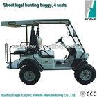 Street legal electric hunting buggy, EG2020ASZR-01