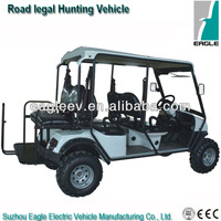 Street legal sports utility vehicle, with flip flop seat, EG2040ASZR-01