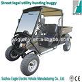 Camino legal deportes vehículo utilitario, con cama de carga, eg2040hcxr-01