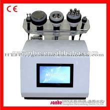 beauty slimming RF ultra lipo Cavitation vacuum therapy cellulite machine