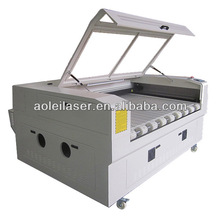 AOL1290 laser cutting machine jewelry for christmas ornament
