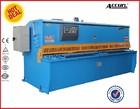 Guillotine Hydraulic cnc shearing machine cutting machine granite marble