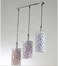 2012 new arrival CE&UL cheap ceiling pendant lamp with for hotel&restaurant decoration,by Meerosee,China chandelier supplier