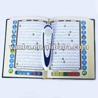 23 translation voices and 10 famous reciters VA8900 Digital Coran readpen with Digital Quran Audio Book