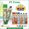 spray expanding foam sealant- straw/gun