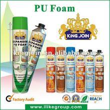 [ Kingjoin Brand ] expanding spray PU foam sealant