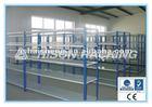 Warehouse metal light duty shelving system