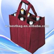 wine carrier bag in fashion design