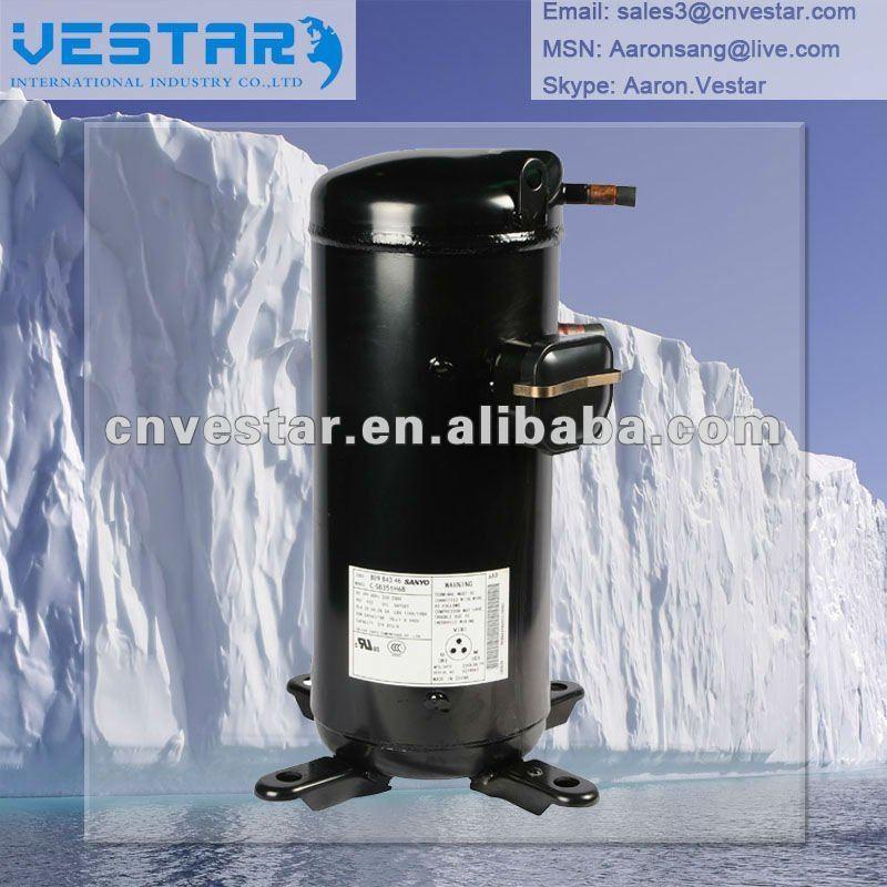 R410a-b8 sanyo compressor scroll hi-cop modelos