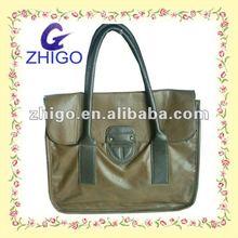 hot sale men pu handbag