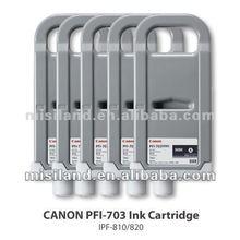 Canon PFI-703 Original Genuine Ink Cartridge for For Canon IPF 810/820/815/825(Genuine Ink Cartridge)