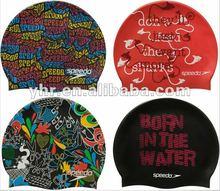 2014 various printing kids silicone caps