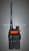 CE FCC RoHs baofeng UV-5R radio ship wireless communication equipment