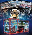 el más reciente 2014 inversión 7d 9d de simulación de cine