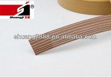PVC/ABS furniture edge banding since 2000 factory shuangji