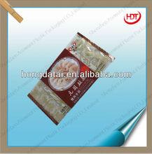Frozen Food plastic Packaging Bags For Dumpling