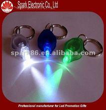 Mini Led flashing Keychain Torch