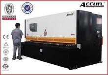 CNC cutter/Hydraulic Plate Shearing Machine mechanical punch press