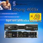 Satellite TV receiver Strong SRT 4669x