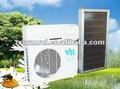 ahorro de energía solar de aire acondicionado inverter