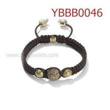 2012 Fashion Design sailor knot bracelet nylon string 2mm factory direct sell