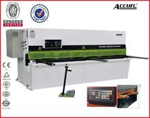Cnc shearing machine/ digital Plate Shearing Machine profiling machine