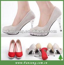 Elegant Sexy Rhinestone hight heel Bridal Wedding Shoes