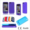 New cute and soft silicone case for iphone5 cell phone