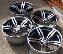 """18""""/19"""" 2012 M6 alloy wheel for replica"""