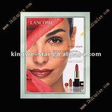 2012 hot sale super slim aluminum profile for advertising 2012 hot sale super slim aluminum profile for advertising