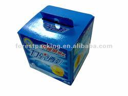 GLOSS FINISH CORRUGATED BOX