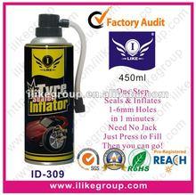 Tire Sealer&Inflator,Tyre Repair Spray,All Range Tire Sealer & Inflator