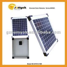 10w monocrystalline solar panel price