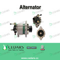 hitachi regulador del alternador