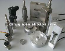 Strain gauge pressure sensors and loadcells