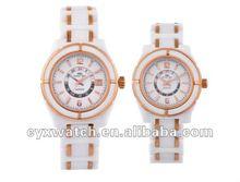 Shenzhen Factory High Class Ceramic Brand Luxury Watches Gift