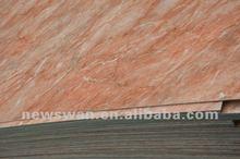 De alta pressão laminado folha Formica placa