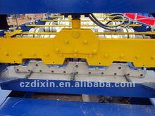 2012 Lastest Steel Floor Deck Cold Roll Forming Machine roll former floor tile making machine