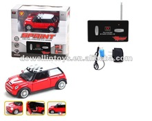 2012 Hot Sale! 1:36 4ch rc mini car.Wight light!