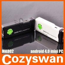 MK802 Android 4.0 Mini PC Google TV box,google android smart tv