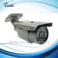 700TVL Sony Effio-E cctv array ir led camera Waterproof IP67 Metal Housing Camera