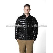 Outdoor Sport Down coat jacket with hood for man
