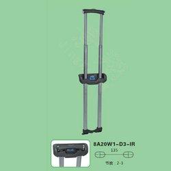 Luggage drawbar Telescopic internal trolley handle