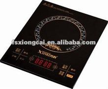 single burner modern digital induction cooker