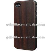 Bois de rose wooden case for iphone 5