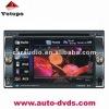 car radio dvd player with GPS/ TV/ Bluetooth