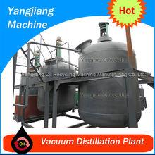 Used Gasoline Engine Oil Regeneration Machine YJ-TY-20