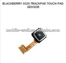 2012 hot sell 9320 trackpad/sensor pad/joystick for blackberry